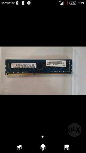 Memoria Ram Ddr3 4gb para Pc