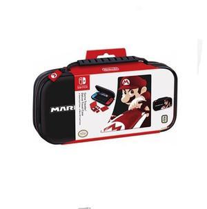 Mini Maleta Para Nintendo Switch Mario Kart 8 Nueva Sellada