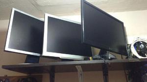 Monitores De 17 Pulgadas Lcd, Acer, Lg, Samsumg -