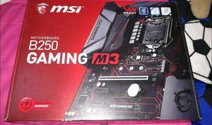 Msi B250 Gaming M3 Placa Madre, Board
