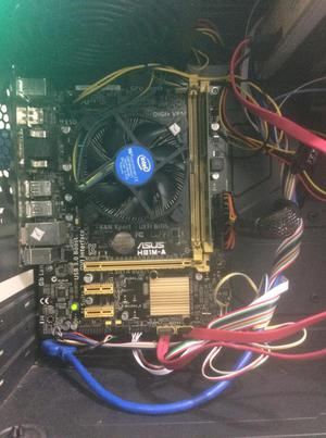 Pc de Mesa Nuevo Board Asus H81M