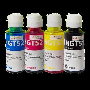 Tinta compatible para impresoras HP