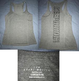 Blusa deportiva Bershka