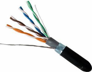Cable Ftp Cat 5e Exterior Blindado