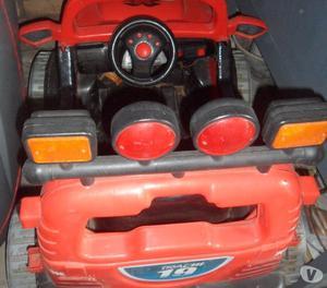 Carro de bateria para niño o niña
