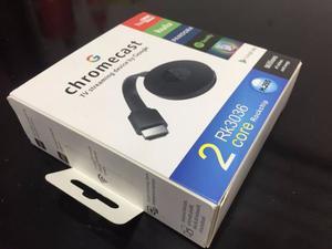 Chromecast Wecast 2core Rk Streaming Envio Gratis