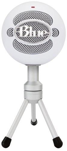 Microfono Blue Snowball Ice Cardioide Condensador Enviograti