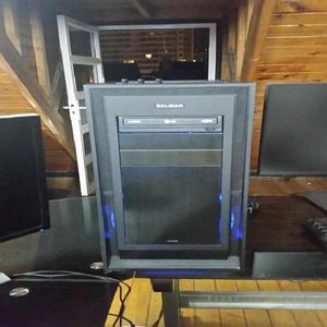 Monster Gaming Pc I75960x 32 Gb Ram 2 X Geforce Gtx970 -