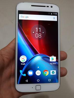 Motorola Moto G4 PLUS, Con huella, DUAL SIM, 32GB, Excelente