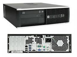 PC Escritorio Completo HP 8300 Core i5 RAM 4 GB HDD 500 GB