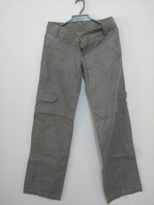 Pantalon Marca Nafnaf Nuevo