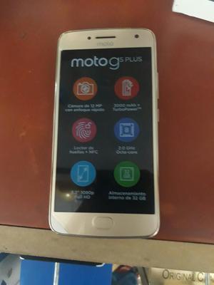Se Vende Moto G5 Plus Nuevo