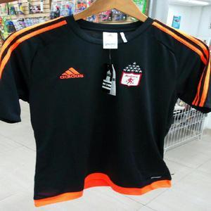 Camiseta America Negra Adidas Original - Cali