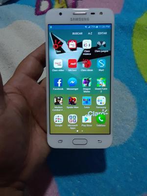 Hermoso Samsung J5 Prime Solo para Wifi
