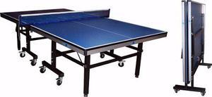 Mesa Ping Pong 18mm Profesional Plegable Sport Fitness 73102
