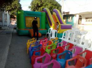 Alquiler de Inflables, Trampolin, Etc - Barranquilla