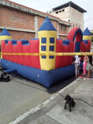 Alquiler de inflables y brinca - Palmira