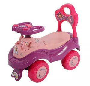 Carro Niña Princesita Sofia