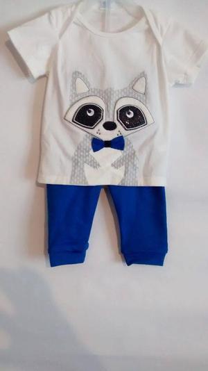 Conjunto para bebé niño 9 meses NUEVO