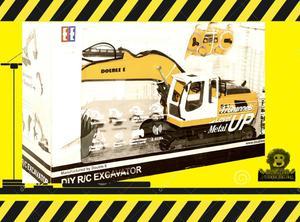 Excavadora a Control Remoto Rc Máquina