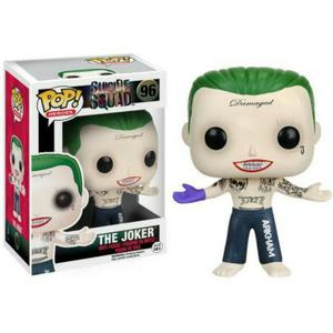 Figura Funko Pop The Joker Suicide Squad