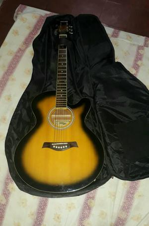 Guitarra Electroacustica Country Mc Art