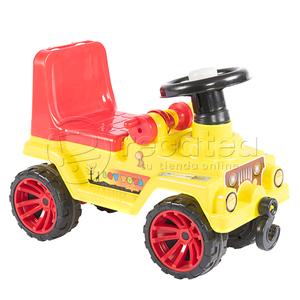 Jeep Montable para niños y niñas