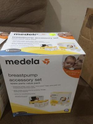 Nuevo Medela electric double breast pump Advance