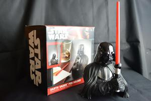 Porta Plumas Darth Vader Star Wars Nuevo