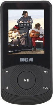 Reproductor Mp4 Rca 4gb Video Playera M