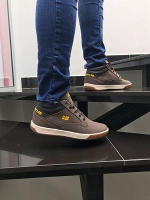 Zapatos Hombre, Botas Caterpillar, Moda