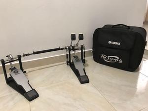 pedal de bateria y silla yamaha promoción