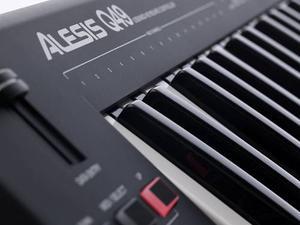 Controlador Midi Alesis Q49 Gangazo Con Ableton Live