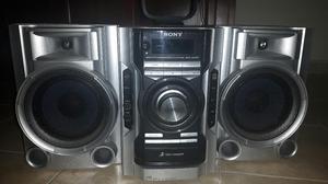 Equipo de Sonido Minicomponente Sony