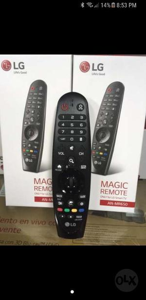 Vendo Control Magic para Televisores Lg