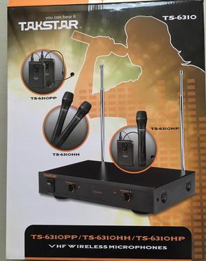 Ventas de Microfonos Inalambricos
