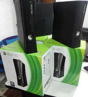Xbox 360 Slim 250g + 42 Juegos +2 Controles