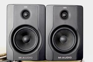 monitores de sonido profesional MAudio BX5