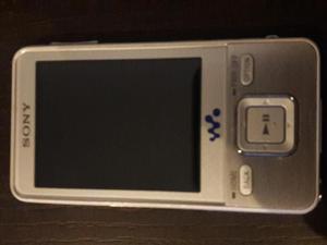 vendo MP4 Sony Walkman NWZA726/A