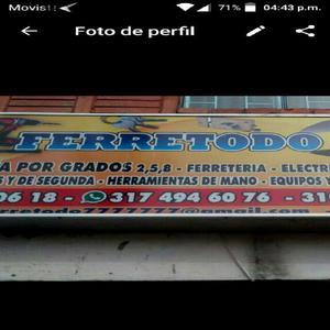 Busco Persona para Atender Ferreteria - Bogotá
