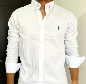 Camisas Manga Larga Polo