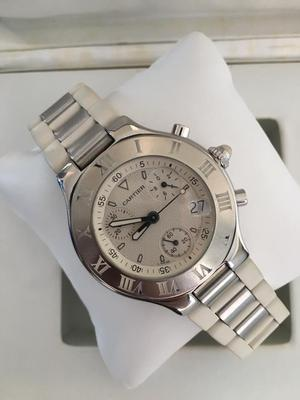 Reloj Cartier Chronoscape 21 unisex original Agregar a