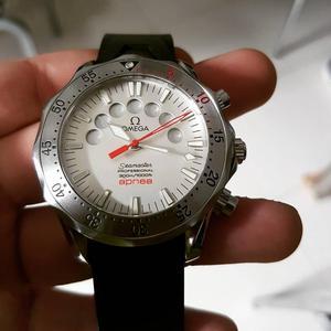 Reloj Omega Apnea