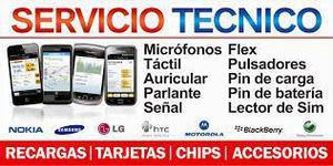 Se requiere tecnico para el servicio tecnico de celulares -