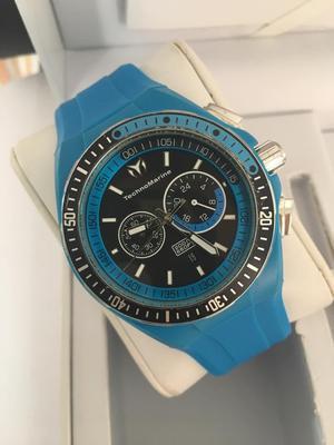 Technomarine Cruise blue para caballero original