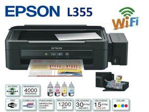 Vendo Epson L355 Wifi