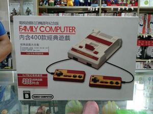 Consola Family Computer Mini 400 Juego Posot Class