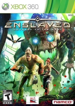 Enslaved Odyssey To The West Nuevo Xbox 360 nuevo