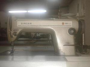 Maquina de coser industrial usada Singer 191 D - Armenia