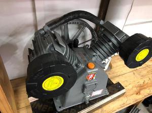 Cabezote para compresor de aire con dos cilindros 80mm -